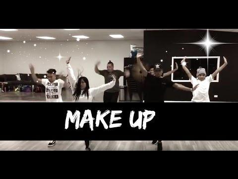 Make up - R City ft. Chloe Angelides Dance Video   Choreography by Edwin Bullaoit