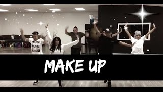 Make up - R City ft. Chloe Angelides Dance Video | Choreography by Edwin Bullaoit