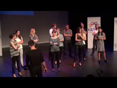 On Top of the World (Imagine Dragons) - The Amsterdam Vocals - Den Bosch Goes A Capella 2015