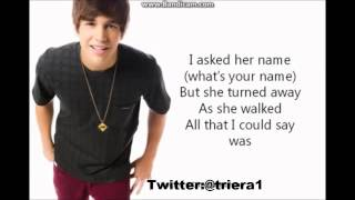 Repeat youtube video Austin Mahone ft. Pitbull - Mmm Yeah (Lyrics)