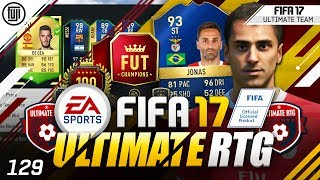 Fifa 17 ultimate road to glory! #129 - tots jonas & pizzi!!!