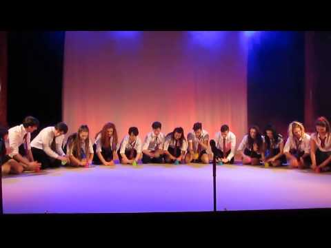 The Brighton Academy performing