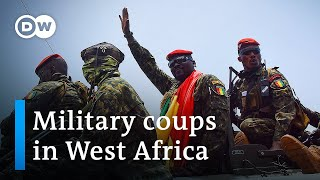 Coups in Mali, Chad \u0026 Guinea: Is democracy at risk in West Africa? | DW News
