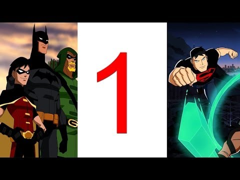 Young Justice Legacy Walkthrough part 1 Episode 1 Let's play gameplay XBOX ...