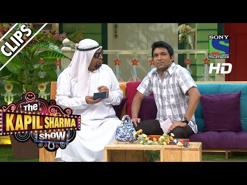 Arabi babu ke dubai wale job offer - The Kapil Sharma Show - Episode 6 - 8th May 2016