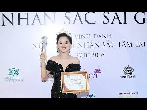 Doanh Nhân Nguyễn Phương Ngọc - Tỏa sáng với danh hiệu Sắc - Tâm - Tài