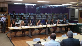 Federal Commission on School Safety Field Visit - Adams, WI