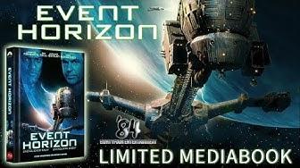 Event Horizon - 84 Entertainment Mediabook Cover A Unboxing + Review