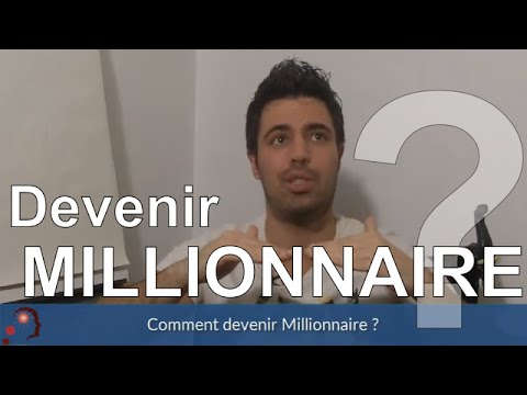 comment devenir millionnaire agir au quotidien 88 youtube. Black Bedroom Furniture Sets. Home Design Ideas
