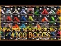 PES 2013 NEW 100 BOOTS SEASON 2017 BY Radim Luca