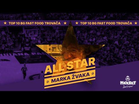 Marka Žvaka - TOP 10 BG FAST FOOD TROVAČA - PRVIH 5
