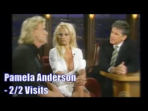 Pamela Anderson - Is All Over Craig - 2/2 Visits In Chronological Order thumbnail