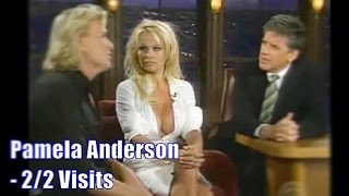 Pamela Anderson - Is All Over Craig - 2/2 Visits In Chronological Order