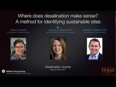 Where Does Solar-Aided Seawater Desalination Make Sense? A Method for Identifying Sustainable Sites