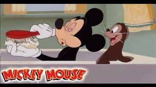 Micky Maus Kicherkracher - Kurzfilm: Micky und der Seehund | Disney Channel