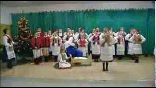 zespół folklorystyczny Młode Kurpie z Jednorożca -  TVP Olsztyn