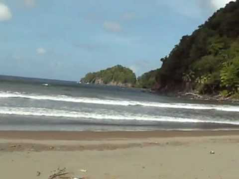 Dominica Castle Bruce Beach