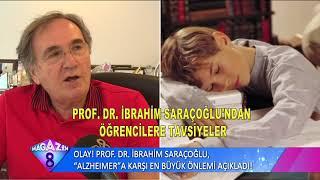 Olay Prof. Dr. İbrahim Saraçoğlu Alzheimer'a Karşı En Büyük Önlemi Açıklıyor