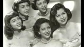 Coax Me A Little Bit (1946) - The DeMarco Sisters