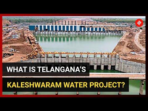 Explained: What is Telangana's Kaleshwaram water project