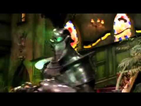 Scooby Doo 2 (SarahMichelleGellar as Daphne kick Ass the knight).flv