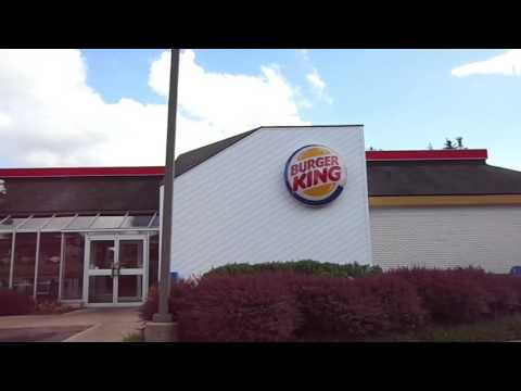 Burger King® in Thurmont, Maryland (vlog)