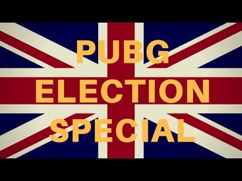 Morning Run: PUBG British Election Special