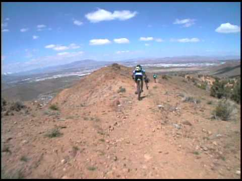 Hidden Valley South Great Basin Bicycles Reno Tahoe Nevada