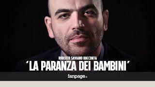 """Roberto Saviano: """"Il destino delle capitali europee è di diventare Napoli"""""""