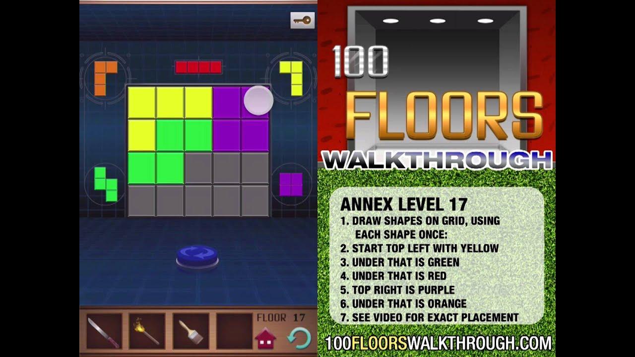 100 Floors 2 Level 17 Wikizie Co