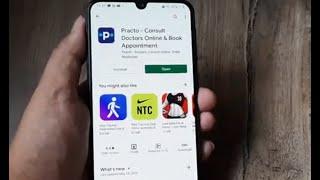 How to book doctor online using Practo app | Practo  उपयोग करके डॉक्टर को ऑनलाइन कैसे बुक करें screenshot 2