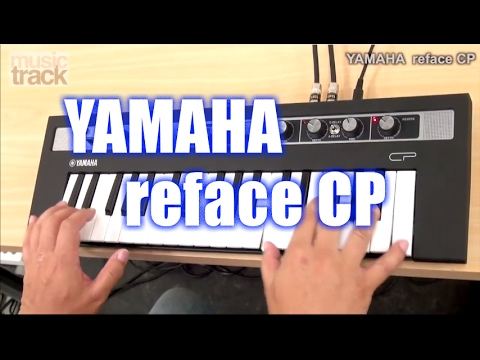 YAMAHA reface CP Demo & Review [English Captions]