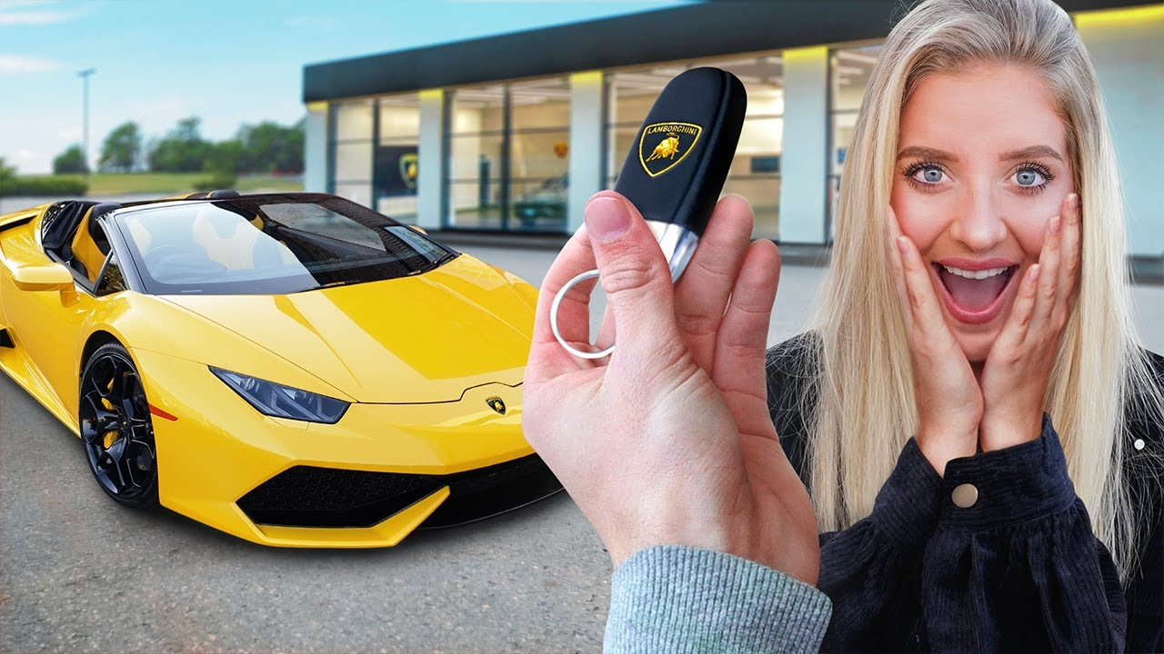 I Uber'd People And Gave Them A Lamborghini