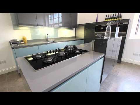 German Kitchens from LWK Kitchens