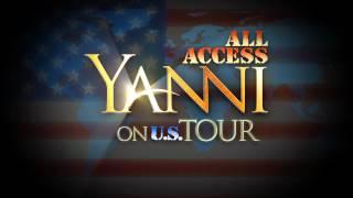 Yanni - All Access - Yanni On Tour - Season 3 Trailer