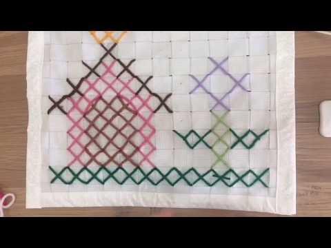 Marileny Ponto Cruz - Eu amo bordar !