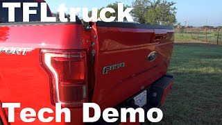 2015 ford f 150 pickup what s new innovative in the bed tailgate
