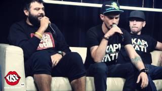Maximilian feat. Grasu XXL - Zbor Cu Parapanta live @ Kiss FM