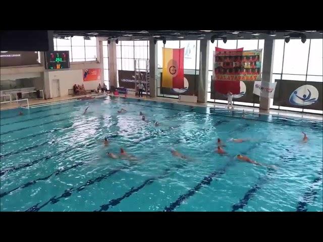Heybeliada Su Sporları Kulübü  - Galatasaray 1. Periyot
