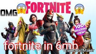 how to download fortnite in pc highly compressed