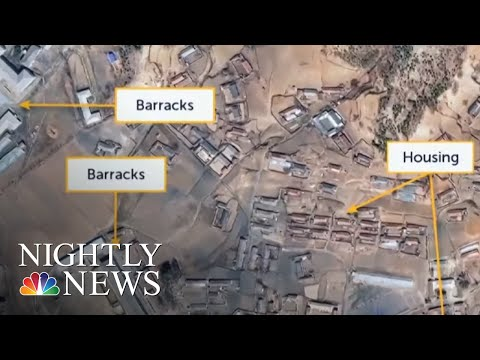 Report Finds Another Undisclosed North Korea Missile Site | NBC Nightly News
