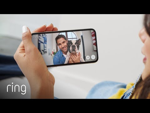The Power of Whole-Home Security Packed Into an Affordable Security System | Ring Video Doorbells