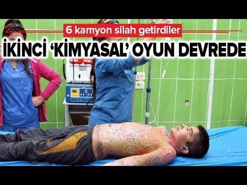 Terör Örgütünden Yeni Kimyasal Yalanı! / A Haber