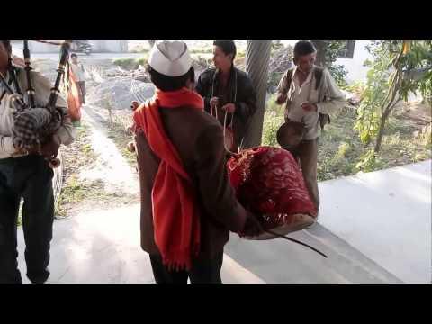 Uttarakhand traditional folk music  Dhol Damua & Pipirbaja, Kumaoni & Garhwali  traditional band