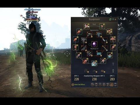 BDO - Stormtrooper Ninja   100 Kill Siege War