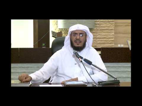 التعليق على تفسير البيضاوي | أ.د. عبد الرحمن بن معاضة الشهري