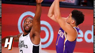 Phoenix Suns vs Los Angeles Clippers - Full Game Highlights | August 4, 2020 | 2019-20 NBA Season