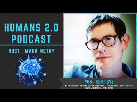 #65 - Kent Bye | Exploring Reality with Philosophy, Metaphysics, VR, Consciousness, and AI.
