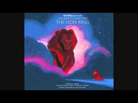 The Lion King - Legacy Collection - CD2 - The Rightful King Score Demo