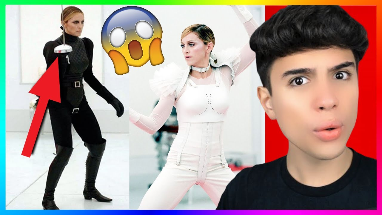 Download Madonna - Die Another Day (Official Music Video) REACTION